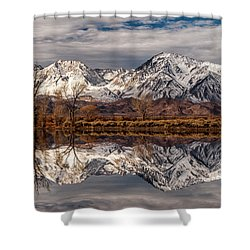 Sierra Reflections 2 Shower Curtain