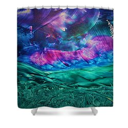 Sierra Vista Shower Curtain