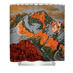 Sierra's Shower Curtain