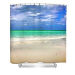Siesta Key Beach Florida  Shower Curtain