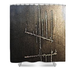 Signs-11 Shower Curtain