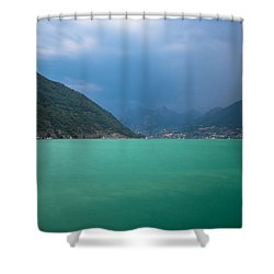 Signs Of Autumn Shower Curtain