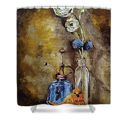 Signs Of Spring V2 Shower Curtain