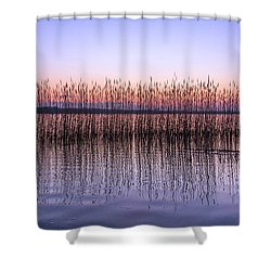 Shower Curtain featuring the photograph Silent Noise by Dmytro Korol