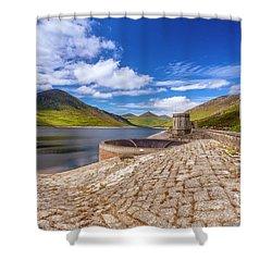 Silent Valley Shower Curtain