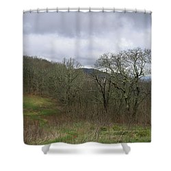 Silers Bald 2015a Shower Curtain