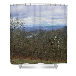 Silers Bald 2015c Shower Curtain