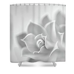 Silky Soft Shower Curtain