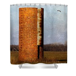 Silo Shower Curtain