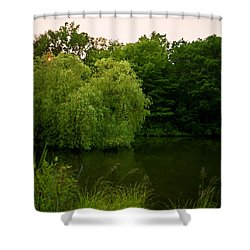 Silver Creek Summer Of 2015 Shower Curtain