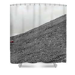 Simmon's Vision Shower Curtain