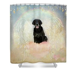 Simone Shower Curtain
