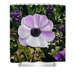 Simply Sweet Shower Curtain by Karen Stahlros