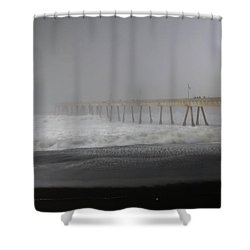 Since You Left  Shower Curtain by Laurie Search