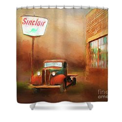 Sinclair Shower Curtain