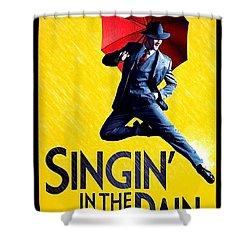 Singin In The Rain Shower Curtain
