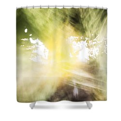 Singing Patterns Shower Curtain