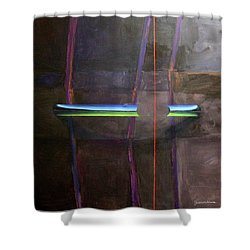 Singularity Alpha Shower Curtain