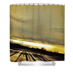 Siren Shower Curtain
