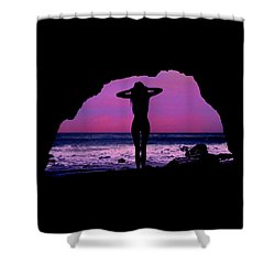 Siren Song Shower Curtain