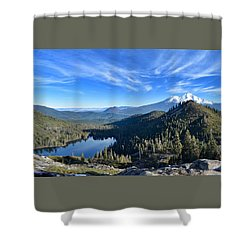Siskiyou Beauty Shower Curtain