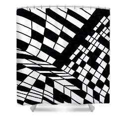 Situation Shower Curtain