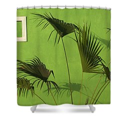 Skc 0683 Nature Outside Shower Curtain