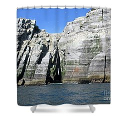 Skellig Islands 6 Shower Curtain