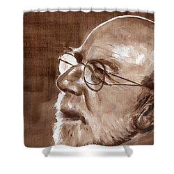 Sketch Of Bill Shower Curtain