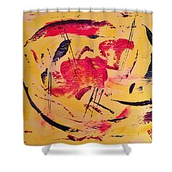 Sketches Of Spain Shower Curtain