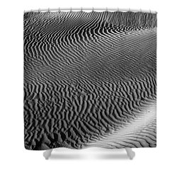 Skn 1129 Corrugation Shower Curtain