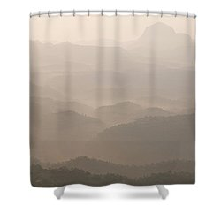 Skn 4182 Sketching With Light Shower Curtain
