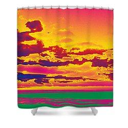 Sky #1 Shower Curtain
