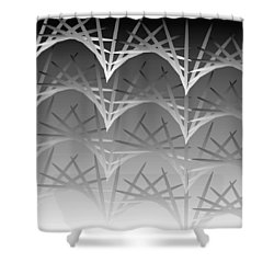 Sky Arch 19 Shower Curtain