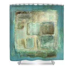 Sky Shower Curtain by Behzad Sohrabi