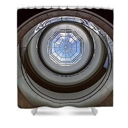 Sky Portal Shower Curtain