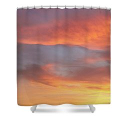 Sky Variation 17 Shower Curtain