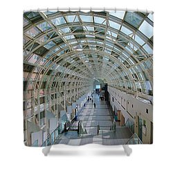 Sky Walk Toronto Shower Curtain