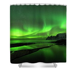 Skydance Shower Curtain