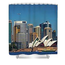 Skyline Oz Shower Curtain