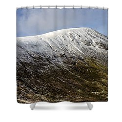 Slieve Commedagh Shower Curtain