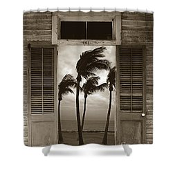 Shower Curtain featuring the photograph Slip Away To Paradise by John Stephens