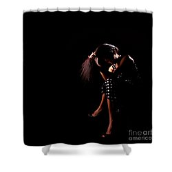 Slipping Through Her Fingers 1284664 Shower Curtain