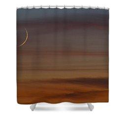 Sliver Shower Curtain