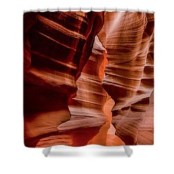Slot Canyon Shower Curtain