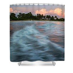 Slow Flow Shower Curtain