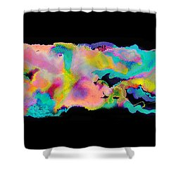 Small Wonder Shower Curtain by Expressionistart studio Priscilla Batzell