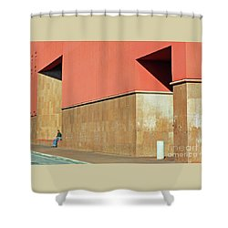 Shower Curtain featuring the photograph Small World by Joe Jake Pratt