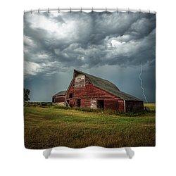 Smallville Shower Curtain