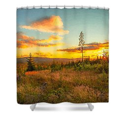 Shower Curtain featuring the photograph Smell Of Nature by Rose-Maries Pictures